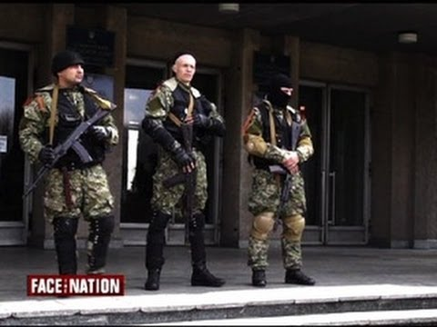 Pro-Russian separatists take European observers hostage in Ukraine