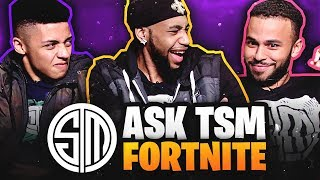 TSM Fortnite Answers Questions from Twitter!   Ask TSM
