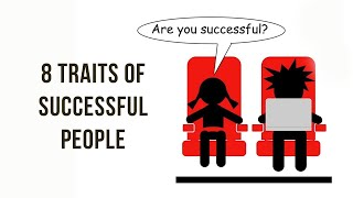 8 traits of successful people - Richard St. John