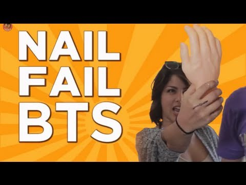 BTS - NAIL FAIL | Epic Overreactions ft Matthias & Megan Batoon