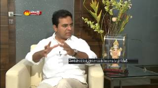 Special Interview with KTR
