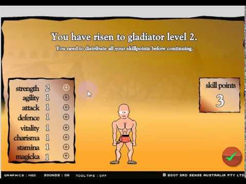 Game võ sĩ giác đấu 2