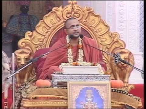 Bhuj Nutan Mandir Mahotsav 2010 - Katha Part 16 of 25