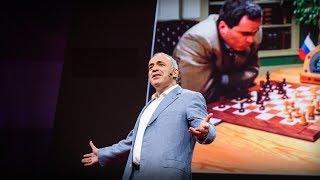 Don't fear intelligent machines. Work with them   Garry Kasparov