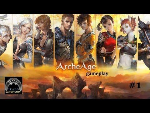 ArcheAge KN Gameplay com Hariharan AA#1