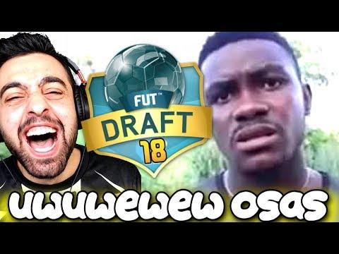 EN UZUN ISIMLI FUTBOLCULAR CHALLENGE ! Fut Draft Fifa 18