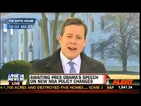 Obama Proposes New Limits To NSA Spy Programs   The Real Story 1/17/2014