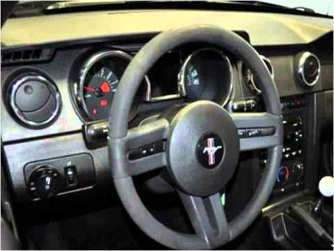 2007 Ford Mustang Used Cars Strongsville OH