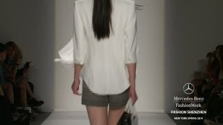Fashion Shenzen Spring/Summer 2014 Video - New York