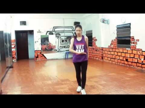 Who You - G Dragon (Dance Cover) / Lớp Học Nhảy KPOP / By Sally Nguyen / HeyStep Class