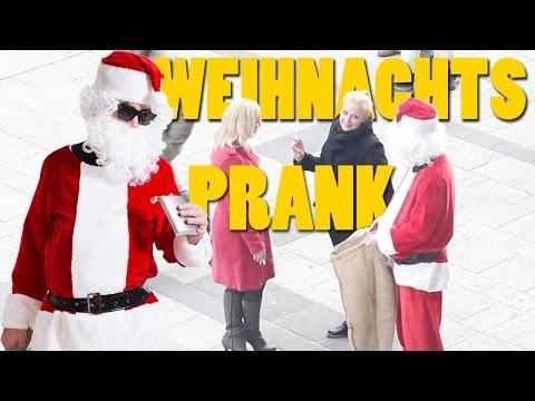 Weihnachten 2015 Prank - in