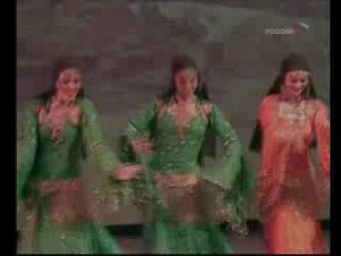 Russian Dance - Summer (Leto). Igor Moiseev