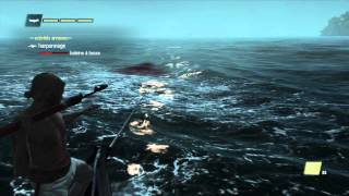 Assassin's Creed 4 AC 4 Harponnage Baleine à Bosse 2013