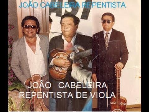 JOÃO CABELEIRA REPENTISTA DE VIOLA NA MIRA DO REPENTE BDJ BEZERRA DA JUTA, ARLINDO MADURO,