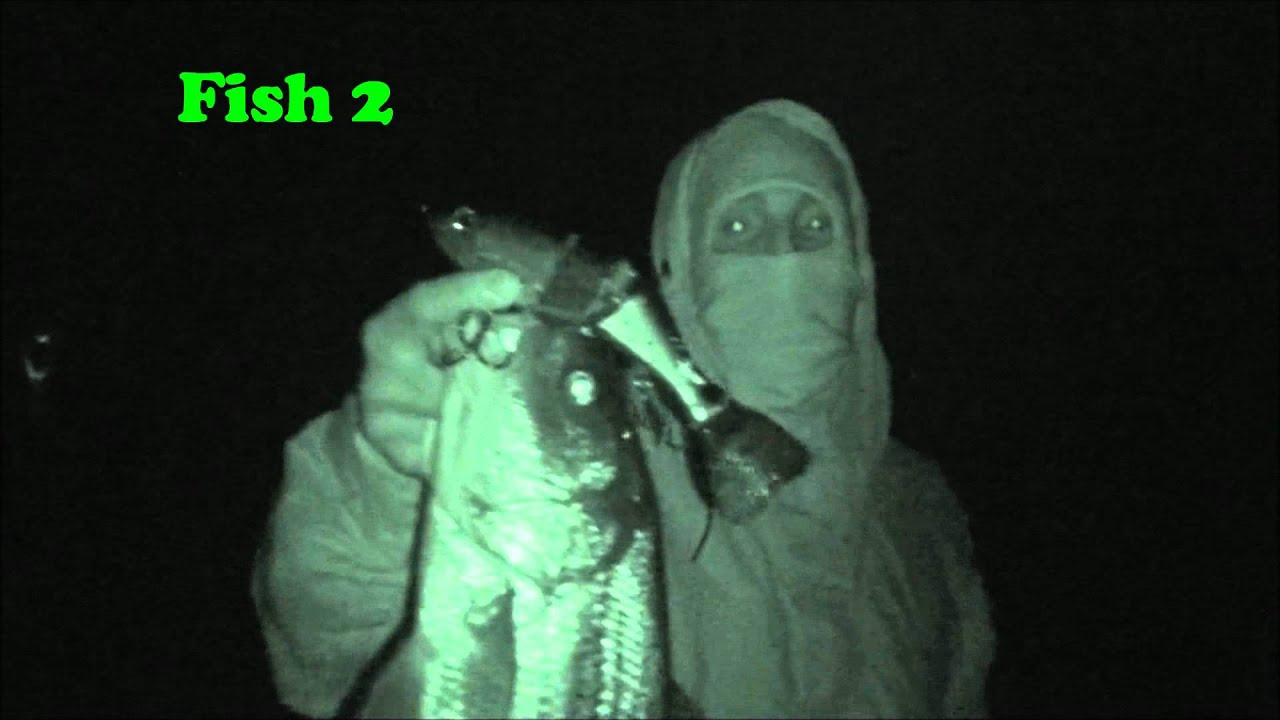 Night fishing for striper at silverwood lake youtube for Striper fishing at night