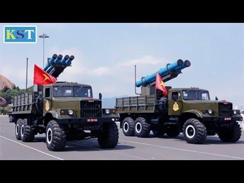 Tin Biển đông mới nhất - VN kéo một số bệ phóng tên lửa ra Trường Sa, Mỹ phản ứng gì? - CC