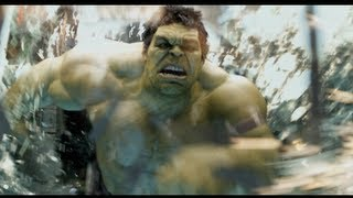 Marvel's Avengers Assemble (2012) Official Trailer HD