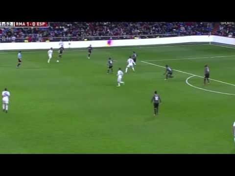 Real Madrid vs Espanyol Full Highlights Jan 28 2014 1-0 HD