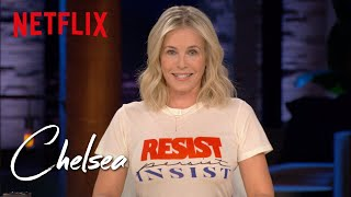Donald Trump's Impeachment Party | Chelsea | Netflix