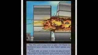 The Illuminati Card Game. Predictions Made Real.