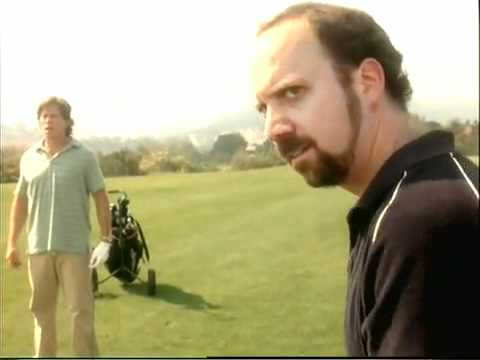 Execulinks presents Sideways Funny Golf Scene
