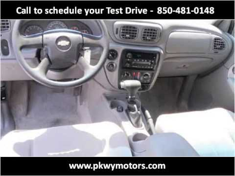 2006 Chevrolet TrailBlazer EXT Used Cars Panama City FL