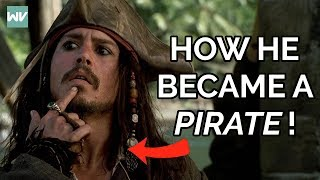 How Jack Sparrow Became A Pirate: Discovering Disney