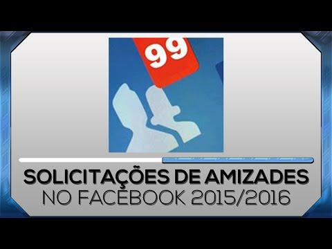 Como ganhar muitas solicitações de amizades brasileiras no facebook 2015/2016