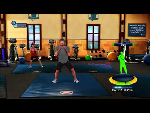 The Biggest Loser Ultimate Workout  30 Minute Fitness Test  1
