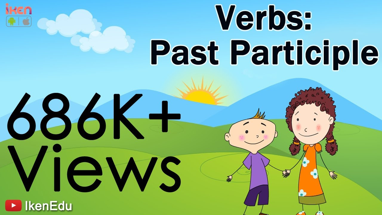 English Grammar -- Learn Past Participle Form of Verb ...