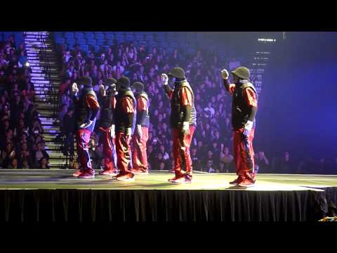 Fancam Jabbawockeez 2011 KPop Masters Billboard November 25, 2011