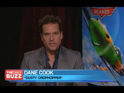 Dane Cook heads in a new direction with Planes (WITH VIDEO)
