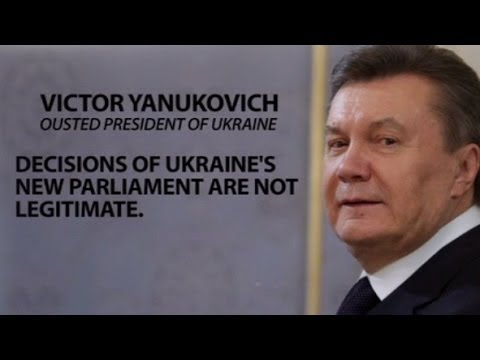 WANTED MAN Yanukovich in Russia, to hold press-conference in Rostov-on-Don