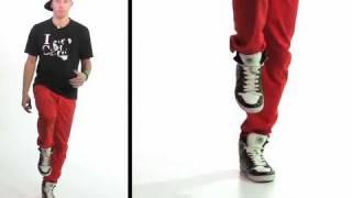Melbourne Shuffle Forward Dance Steps Hip-Hop How-to