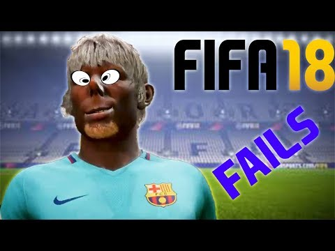 Best FIFA 18 FAILS ● Glitches, Goals, Skills # 19