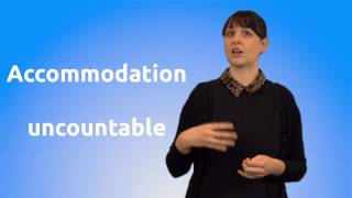 The difference between countable and uncountable nouns