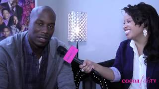 Tyrese Talks Motivation, Consistency, Final Solo Album & More