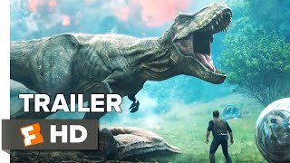Jurassic World: Fallen Kingdom Trailer #1 (2018) | Movieclips Trailers