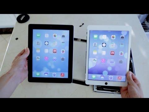 iPad 5 w pełnej okazałości
