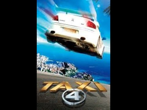 Taxi 4 (2007) - Partie 1