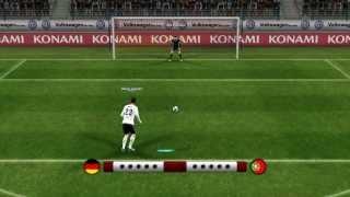 Pes 2012 Penalty Shootout [Germany Vs Portugal]