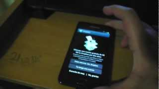 Rom Oficial Samsung Galaxy S2 4.1.2 [Español]