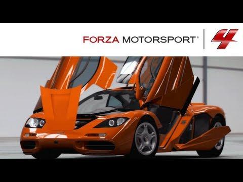 Forza Motorsport 4 (1080p) Autovista McLaren F1