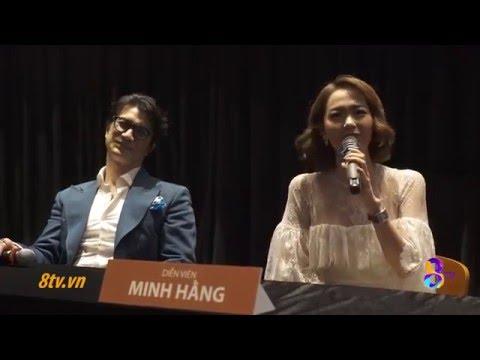 HÔN QUÝ BÌNH, MINH HẰNG PHẢI UỐNG 5 LON BIA| 8tv.vn