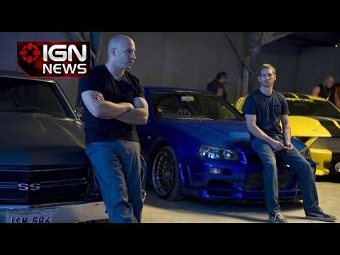 Fast & Furious 7 Release Date Speeds Forward - IGN News