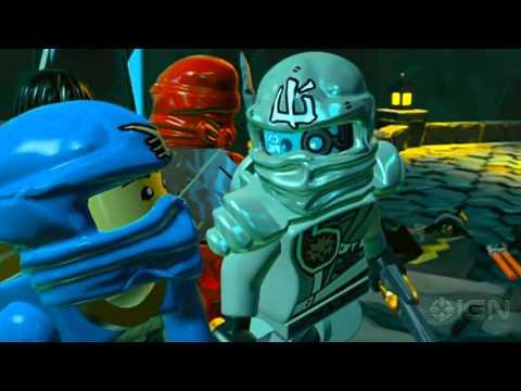 LEGO Ninjago: Shadow of Ronin -- Mobile Trailer