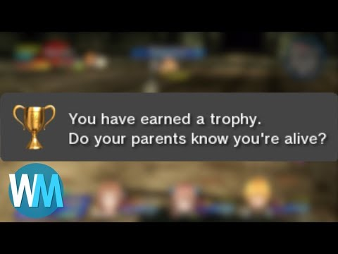 Another Top 10 HARDEST Video Game Achievements