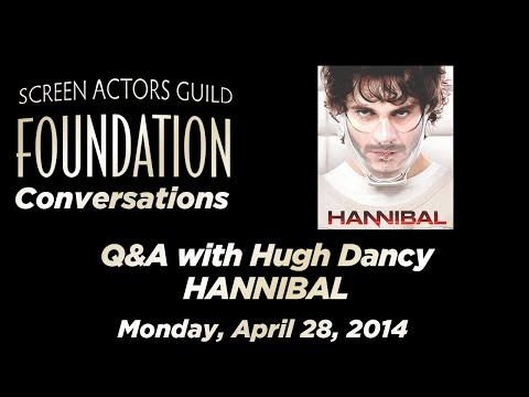 Conversations with Hugh Dancy of HANNIBAL