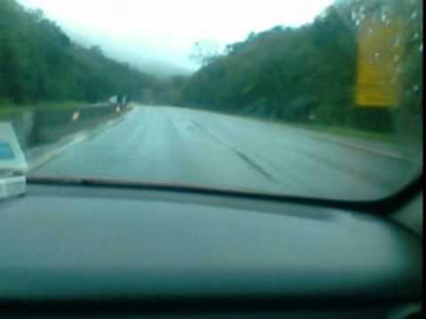 acidente na serra  sentido paranagua br 277