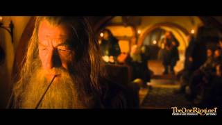 EXCLUSIVE Misty Mountains Song HD From The Hobbit